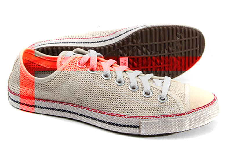 HelloKateTan-2013_Beige_Converse_All_Star_Summer_Collection_Mesh_Style_Low_Tops_Casual_Shoes