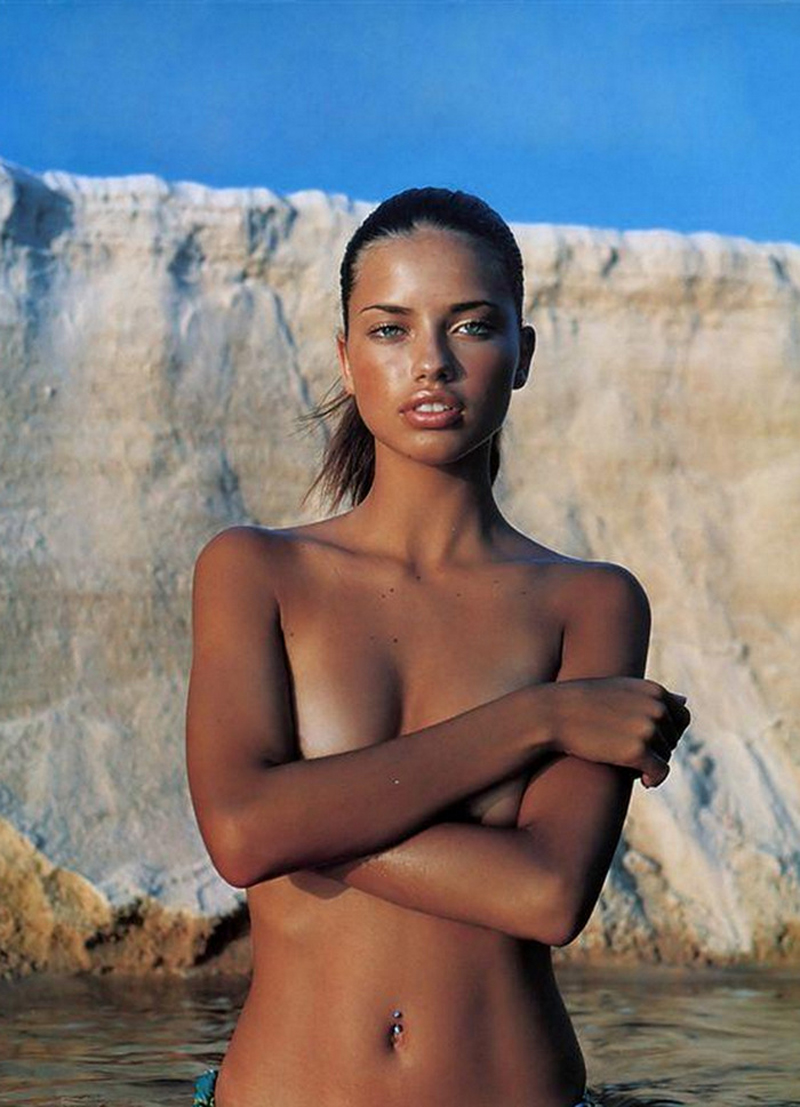 Bare skin women