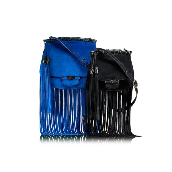 KateEatsCake-FashionStyle-Gucci-Fringe-Bag-Black
