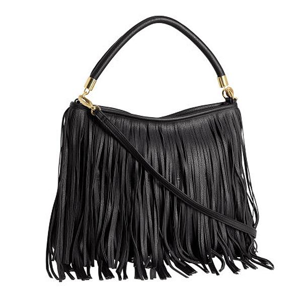 KateEatsCake-FashionStyle-H&M-Fringe-Bag-Black